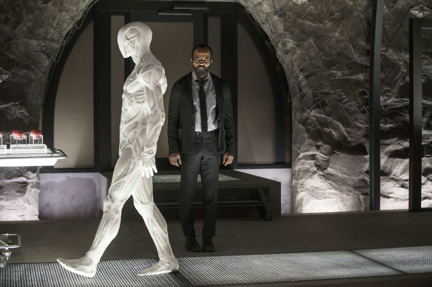 Westworld 2: The Riddle of the Sphinx, una scena