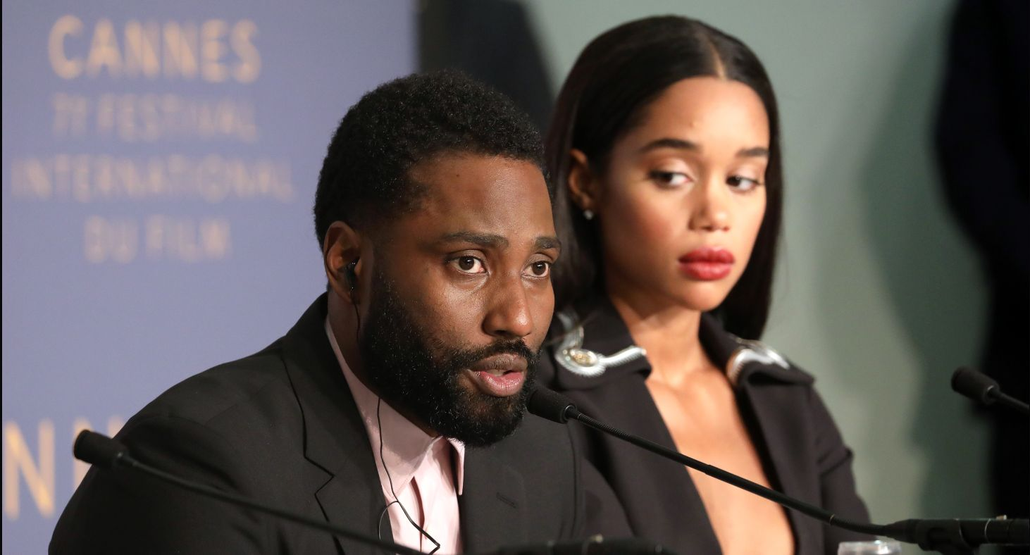 BlackkKlansman: John David Washington e Laura Harrier