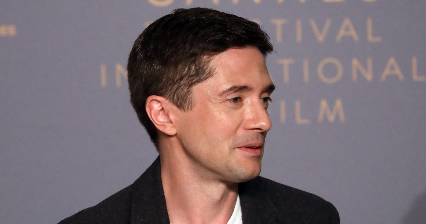 BlackkKlansman: Topher Grace a Cannes 71 Trump