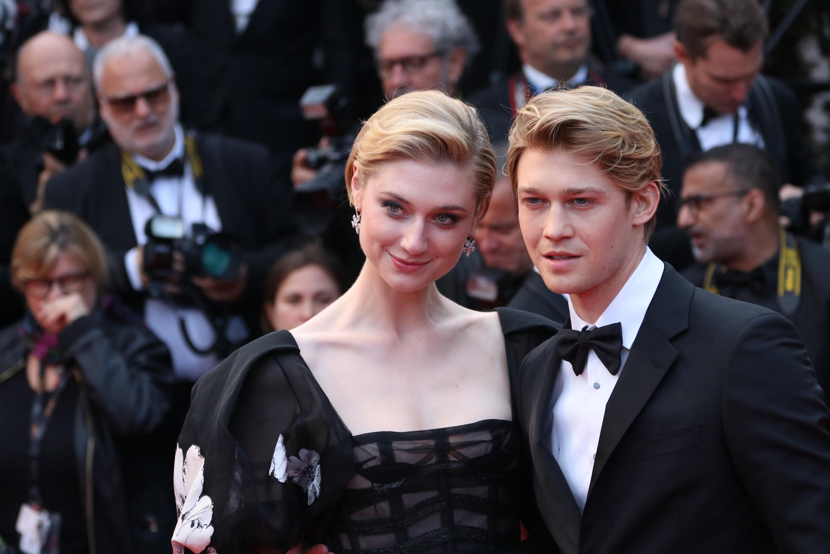 Cannes 2018: Elizabeth Debicki sul red carpet di Solo: A Star Wars Story