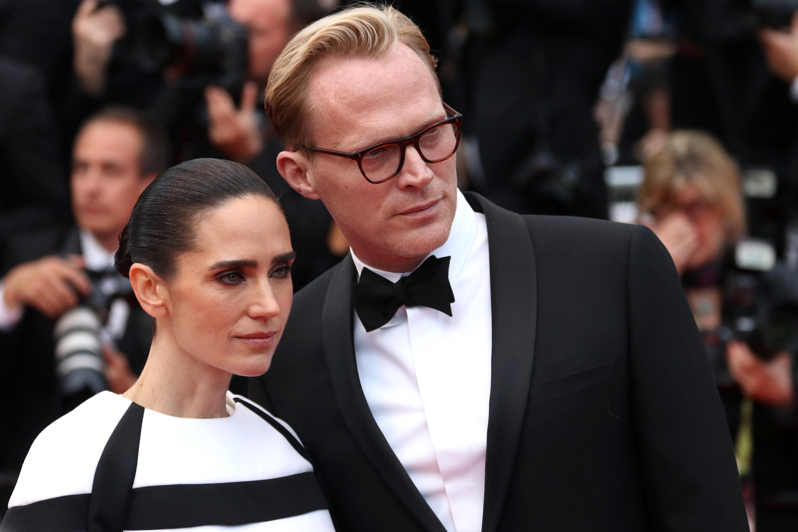 Cannes 2018: Jennifer Connelly e Paul Bettany sul red carpet di Solo: A Star Wars Story