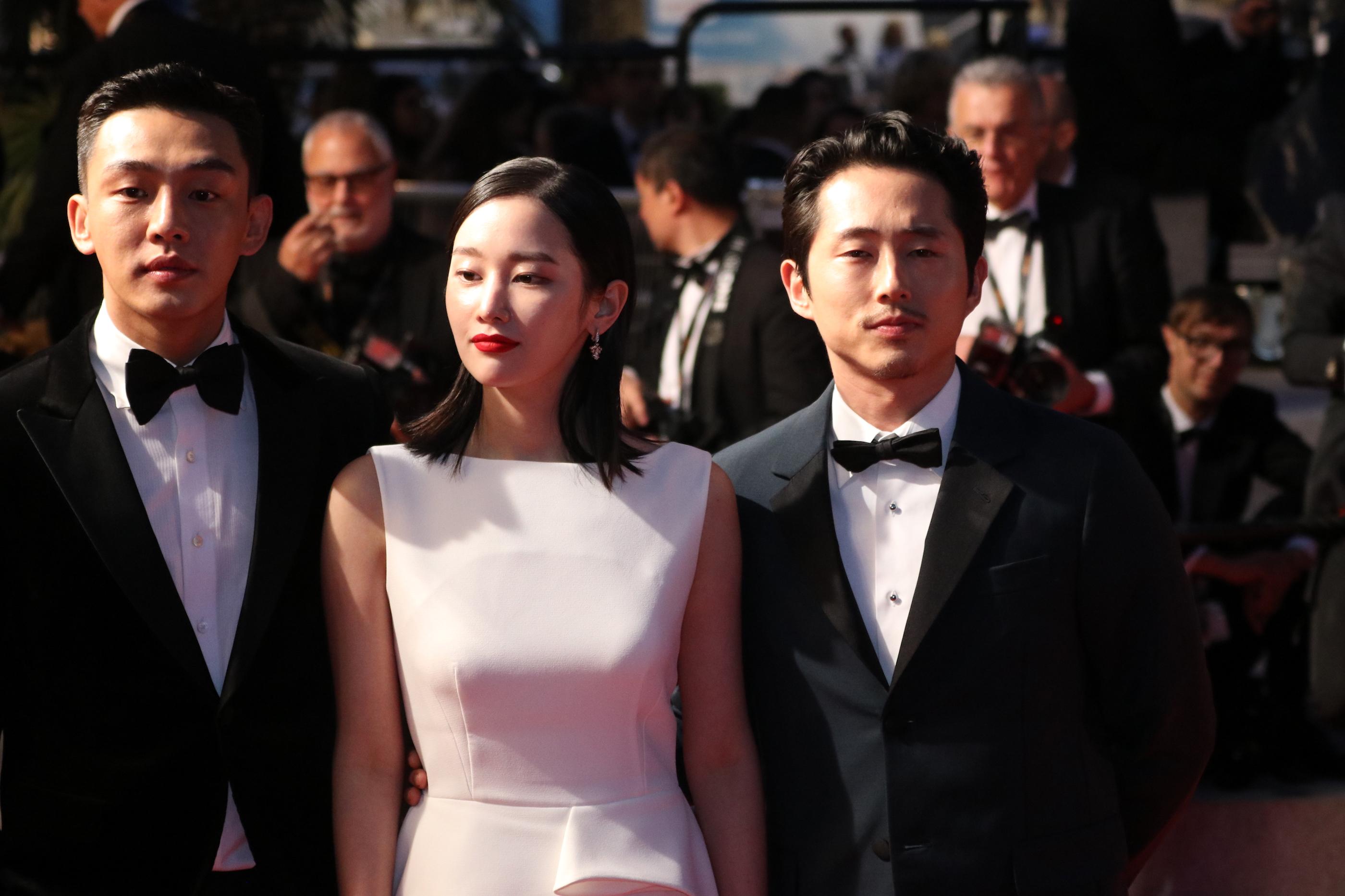 Cannes 2018: il cast sul red carpet di Burning