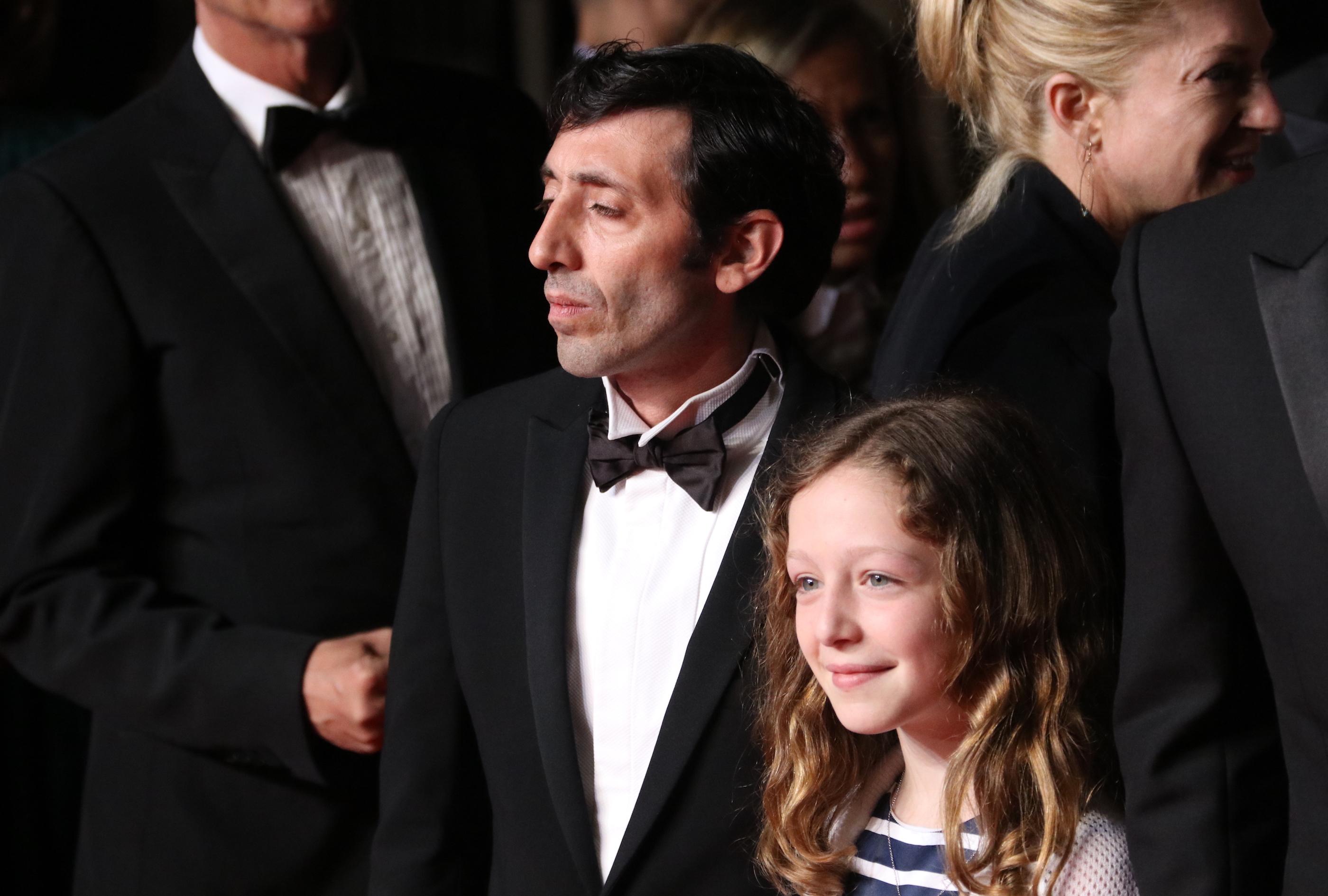 Cannes 2018: Alida Baldari Calabria e Marcello Fonte sul red carpet di Dogman