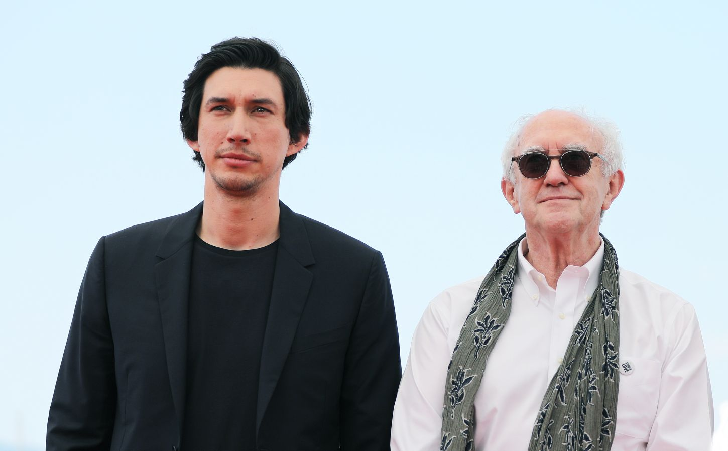 The Man Who Killed Don Quixote, Adam Driver e Jonathan Pryce a Cannes 2018