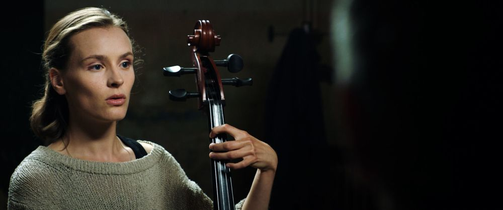Resina: Maria Roveran in una scena del film
