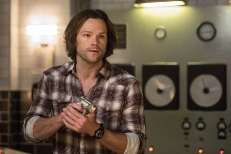 Supernatural: Jared Padalecki nell'episodio Let the Good Times Roll