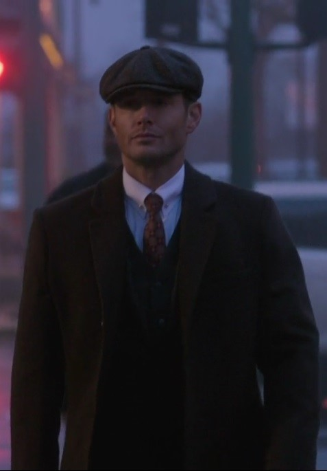 Supernatural: Jensen Ackles in una scena dell'episodio Let the Good Times Roll