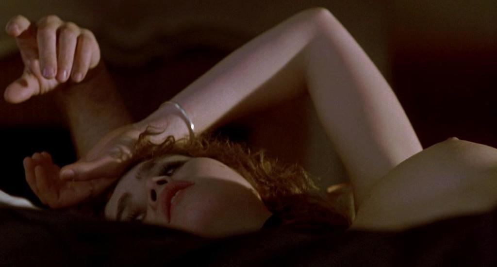 Ultimo tango a Parigi - una sensuale Maria Schneider nel film