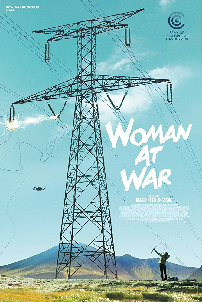 Locandina di Woman at War