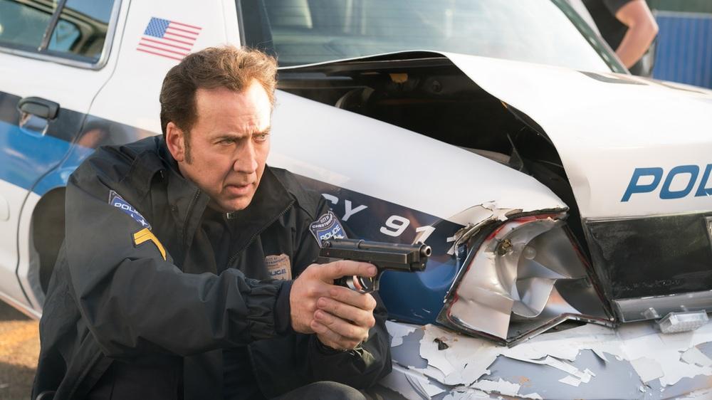 211 - Rapina in corso: Nicolas Cage in un'immagine del film