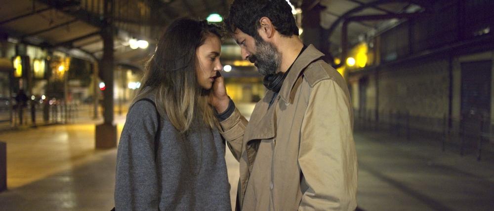 Al massimo ribasso: Matteo Carlomagno e Viola Sartoretto in un momento del film