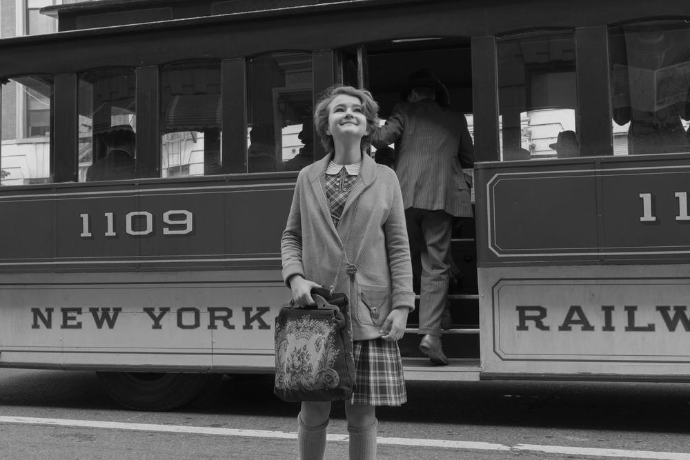 La stanza delle meraviglie: Millicent Simmonds in una scena del film
