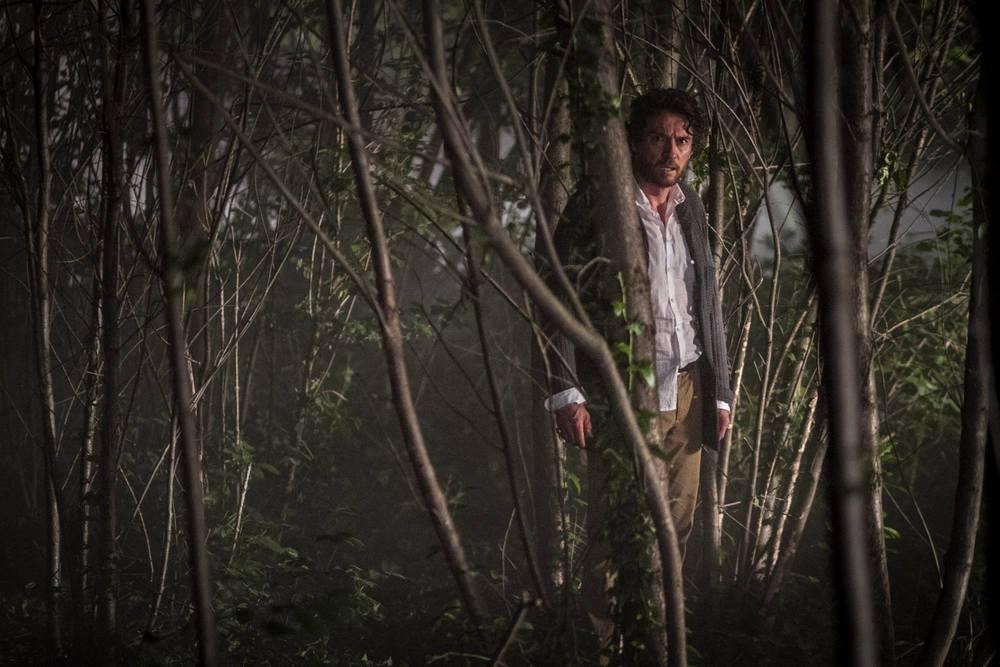 Respiri: Alessio Boni in una scena del film