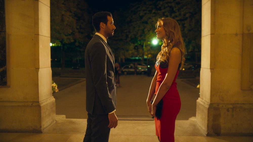 Sposami, stupido!: Andy Rowsky e Tarek Boudali in un'immagine del film
