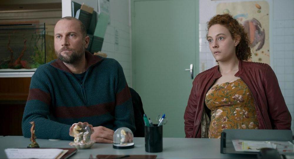 Toglimi un dubbio: François Damiens e Alice de Lencquesaing in una scena del film