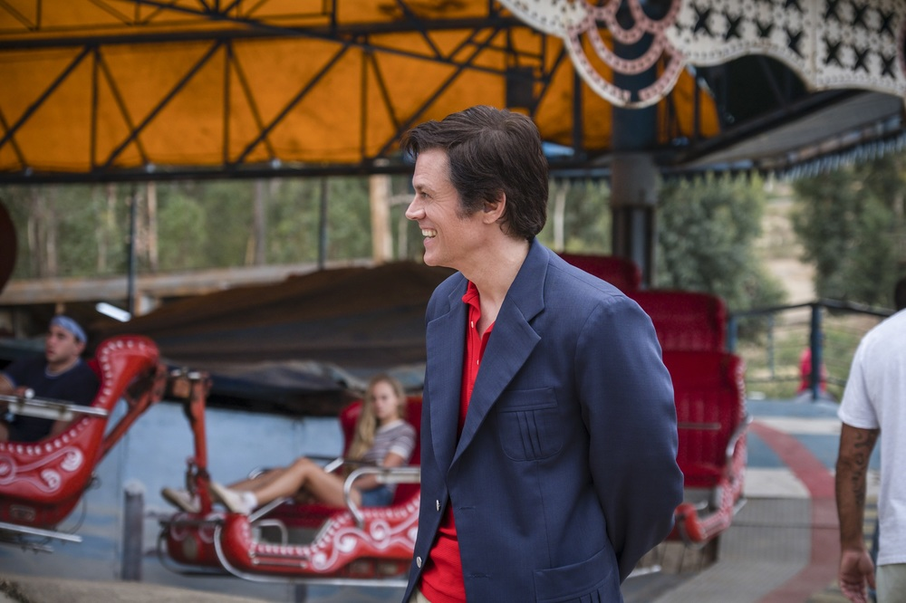 Action Point: Johnny Knoxville in un'immagine del film