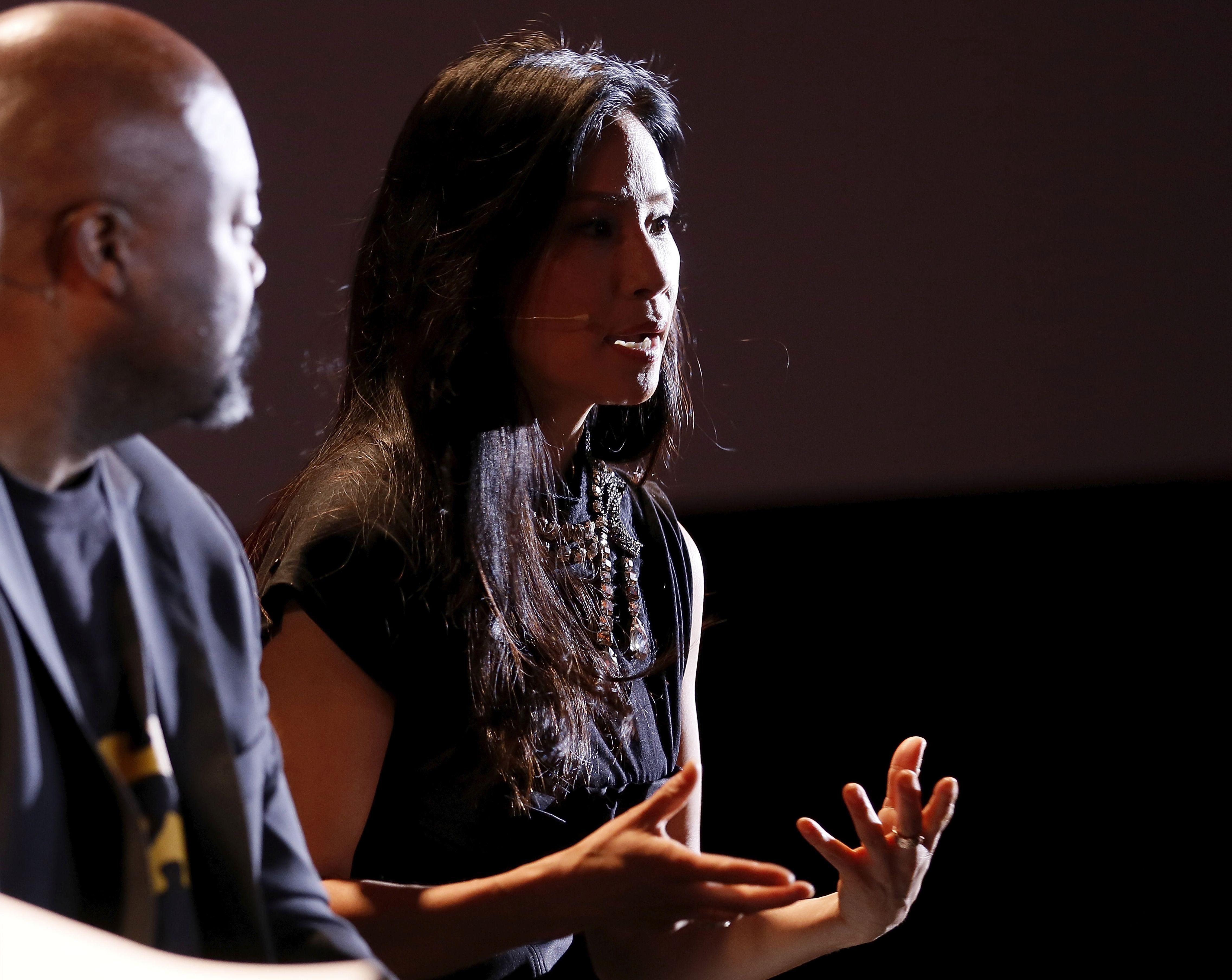 Luke Cage 2: Lucy Liu e Cheo Hodari Coker discutono al See What's Next Event di Roma