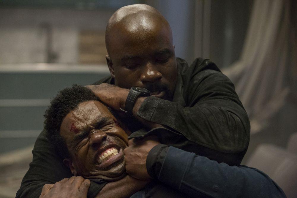 Luke Cage 2, Mike Colter affronta un nemico