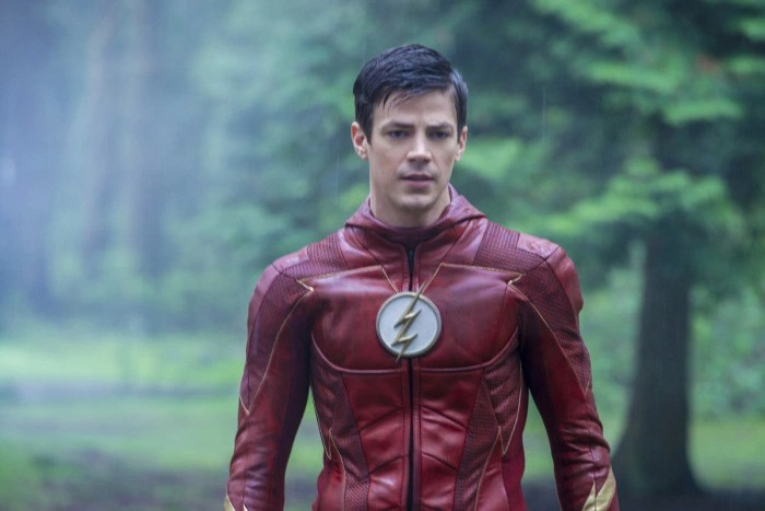 The Flash: Grant Gustin nell'episodio We Are the Flash