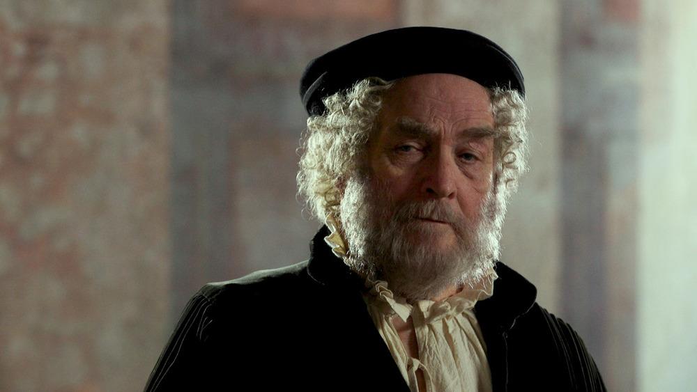 Le memorie di Giorgio Vasari: Allan Caister Pearce in una scena del film