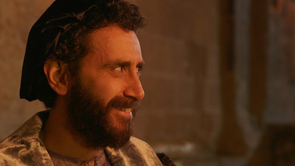 Le memorie di Giorgio Vasari: Daniele Monterosi in una scena del film
