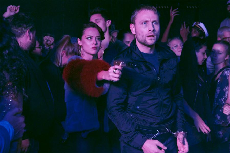 Sense8: una scena del finale, Amor Vincit Omnia