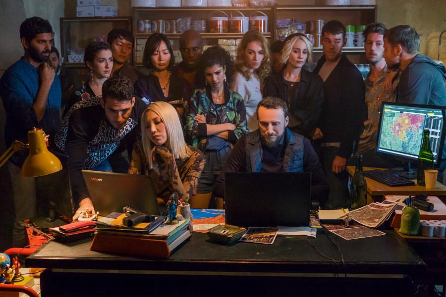 Sense8: una scena dell'episodio Amor Vincit Omnia