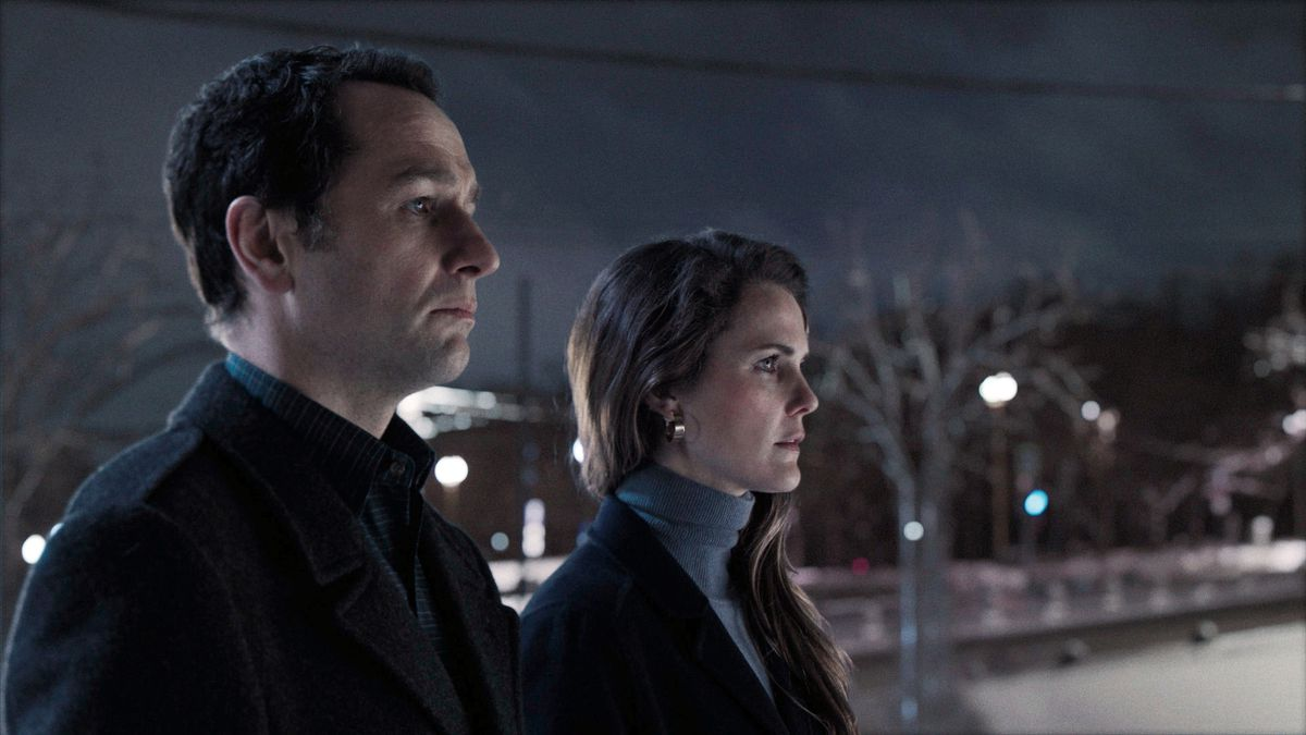 The Americans: Keri Russell insieme a Matthew Rhys in Start