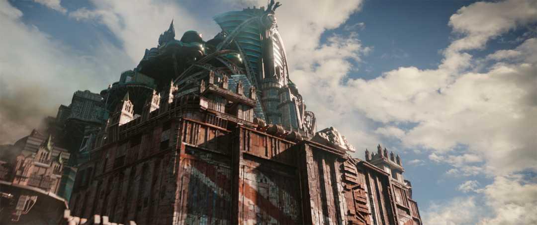 Macchine Mortali: Londra diventa una città semovente