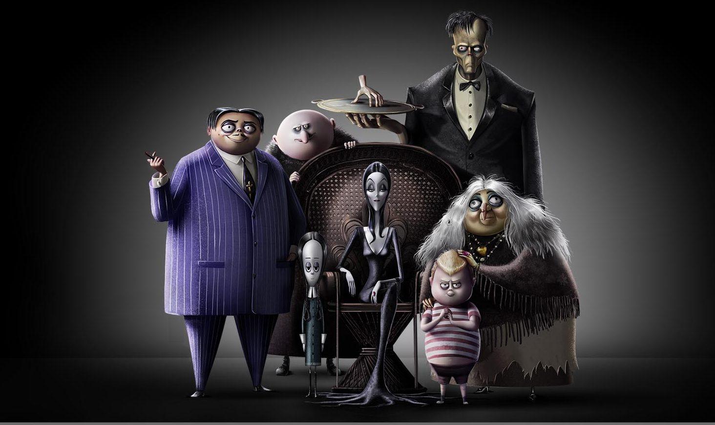 La famiglia Addams: una foto del nuovo film animato