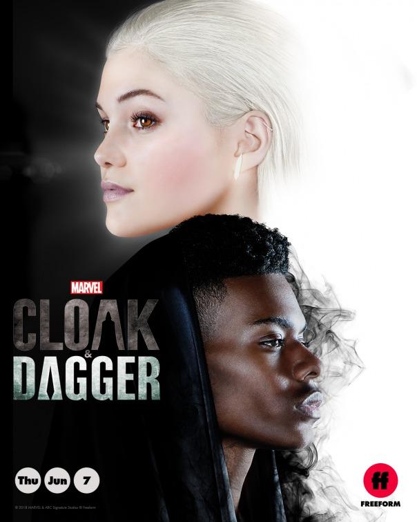 Locandina di Cloak and Dagger