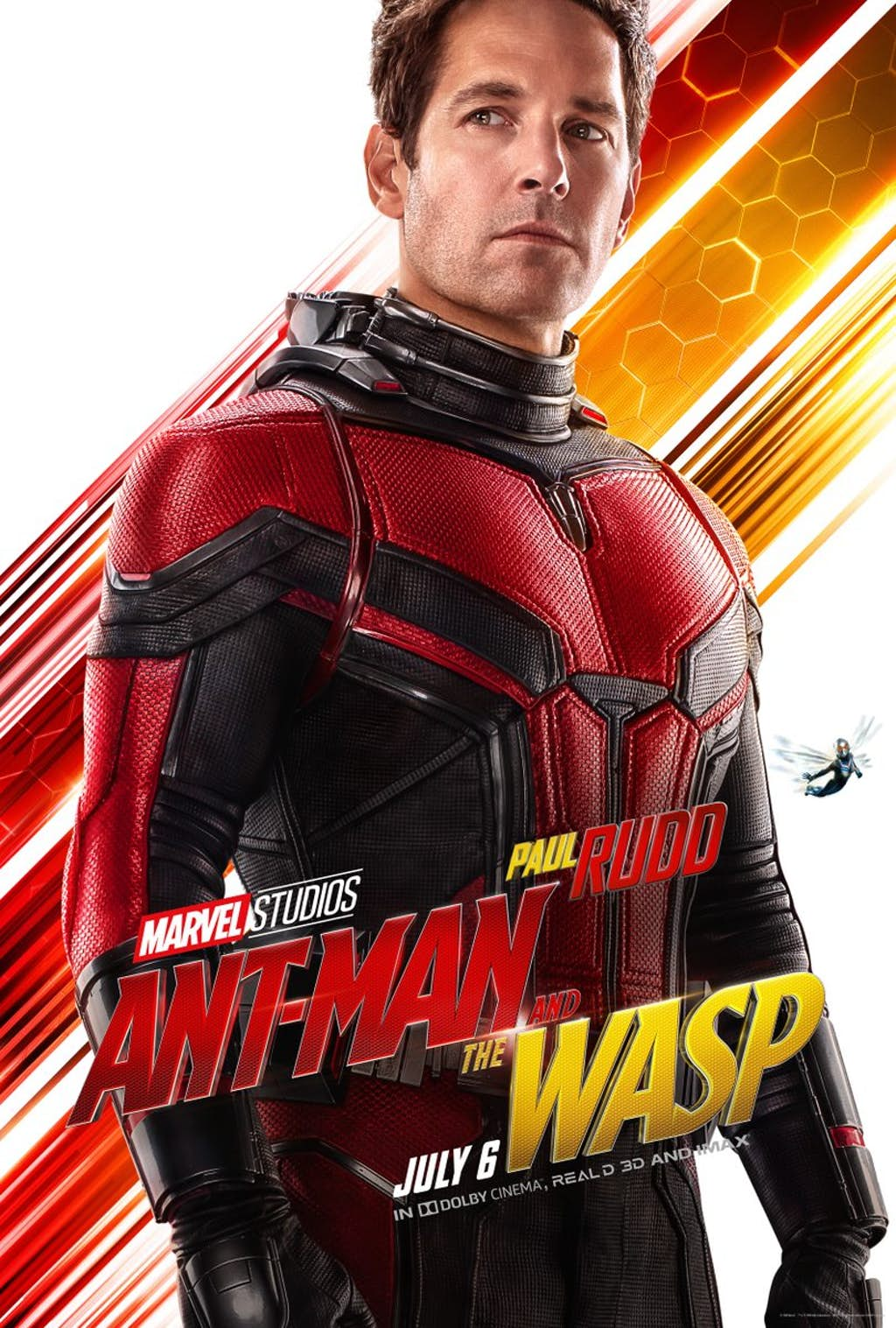 Ant-Man And The Wasp: Paul Rudd è Scott Lang