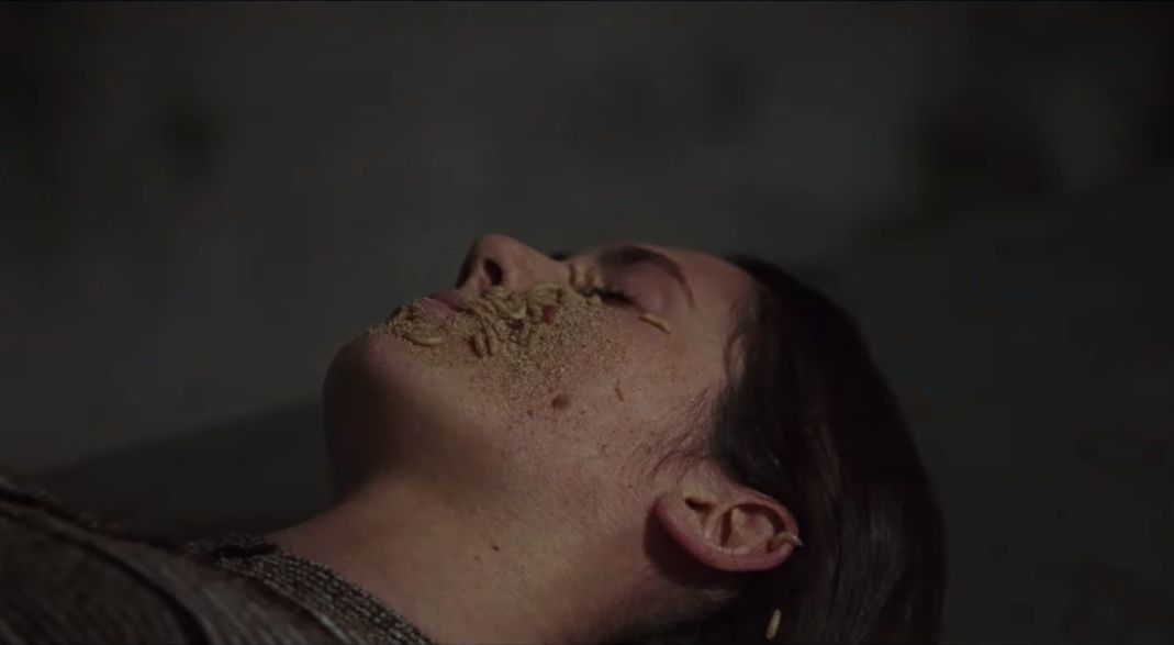 Suspiria - una scena dal trailer del remake
