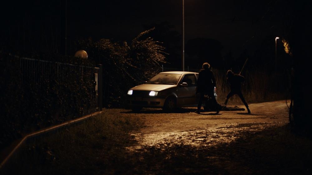 Blue Kids: un'immagine del film di Andrea Tagliaferri