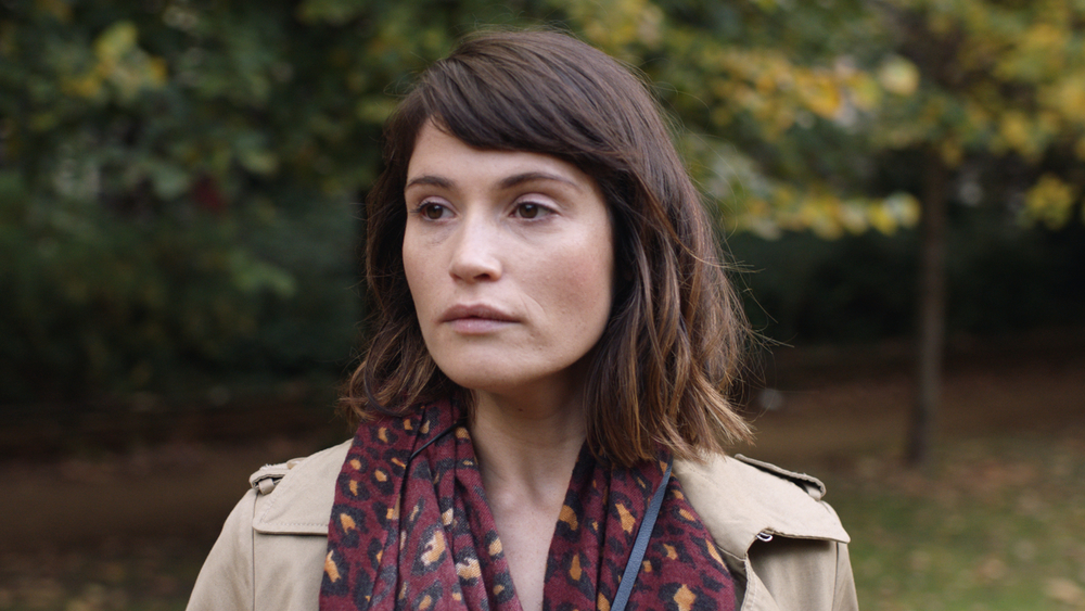 The Escape: Gemma Arterton in una scena del film