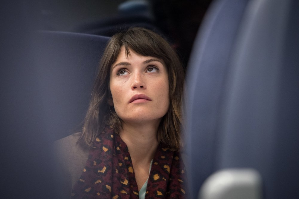 The Escape: Gemma Arterton in un momento del film