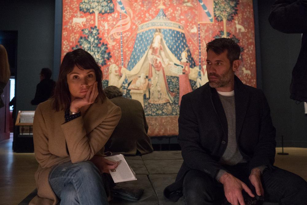 The Escape: Gemma Arterton e Jalil Lespert in un momento del film