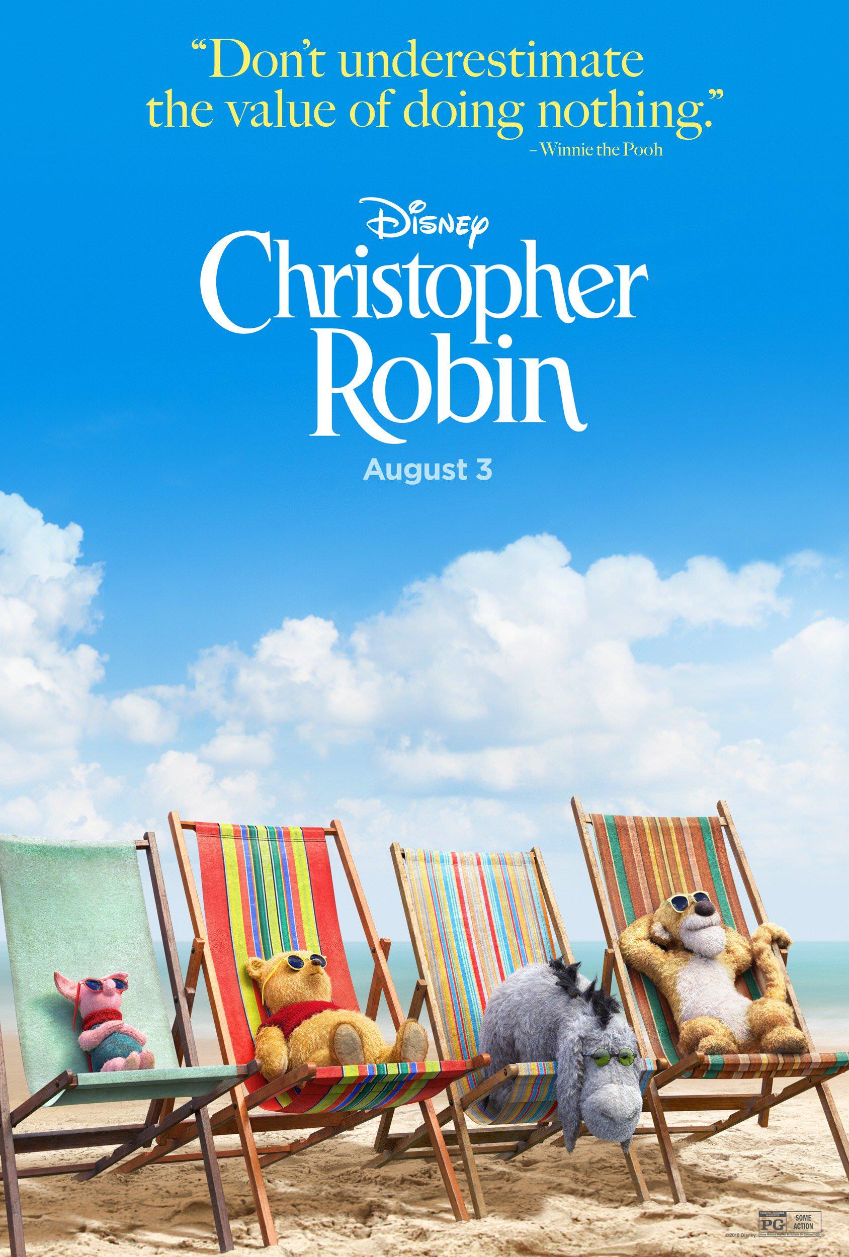 Christopher Robin: un nuovo poster del film