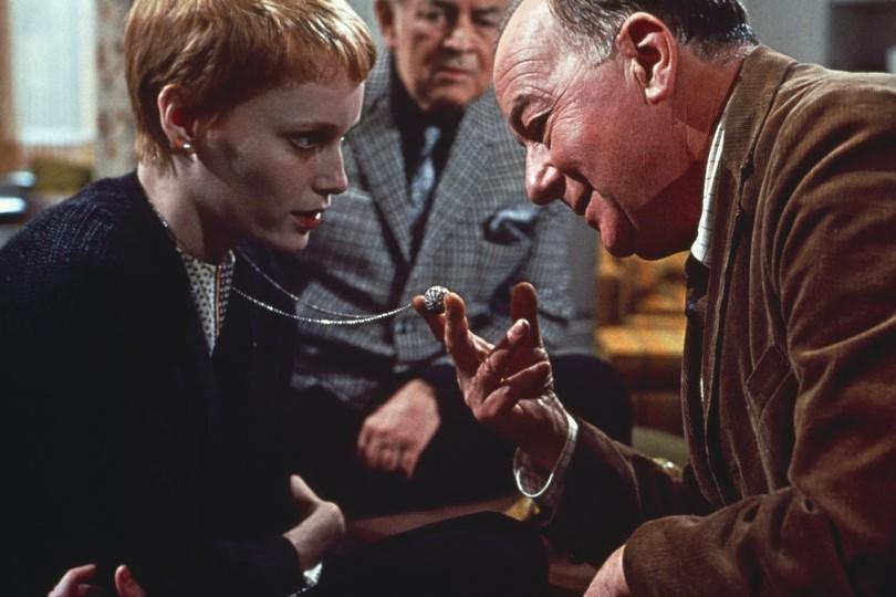Rosemary's Baby: Mia Farrow in un'immagine tratta dal film