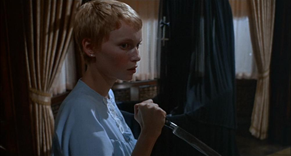 Rosemary's Baby: Mia Farrow in un'immagine del film