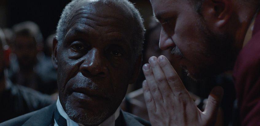 Ulysses - A Dark Odissey: Danny Glover in una scena del film