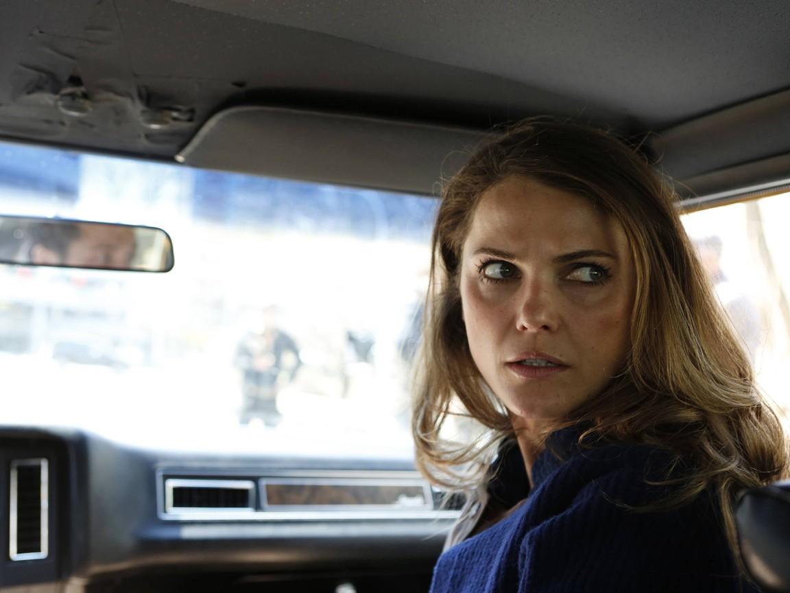 The Americans: Keri Russell in un momento della serie