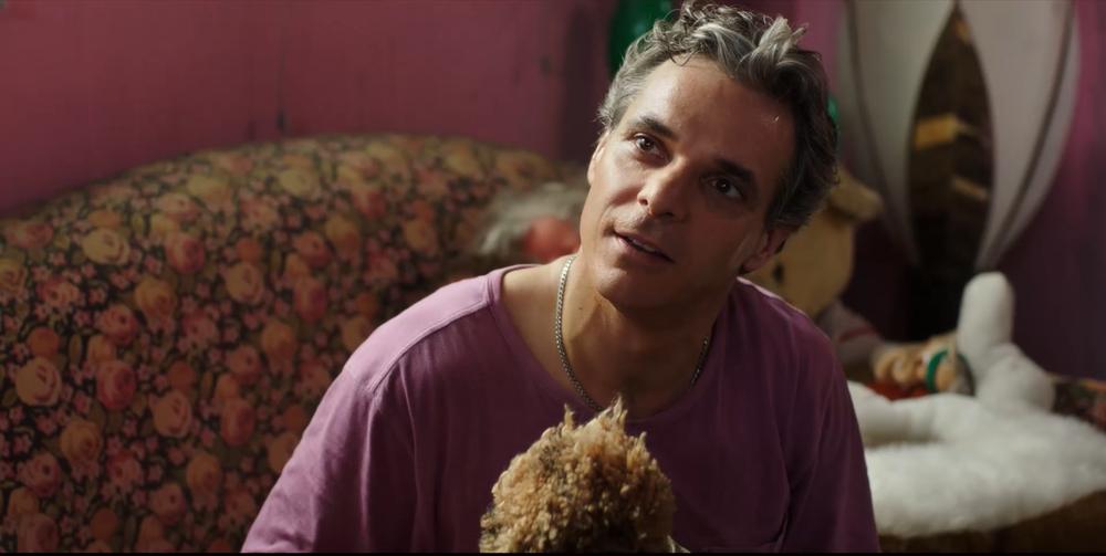 Due piccoli italiani: Francesco Colella in un momento del film