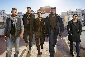 The Brave: una foto promozionale del cast