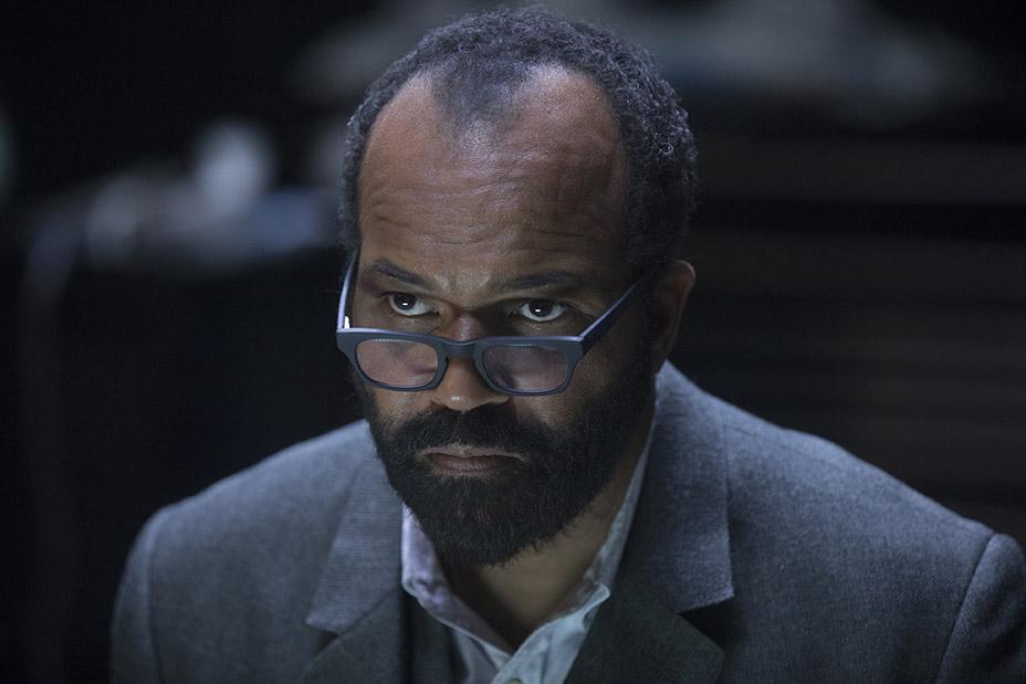 Westworld: Jeffrey Wright  in una scena dell'episodio Vanishing Point
