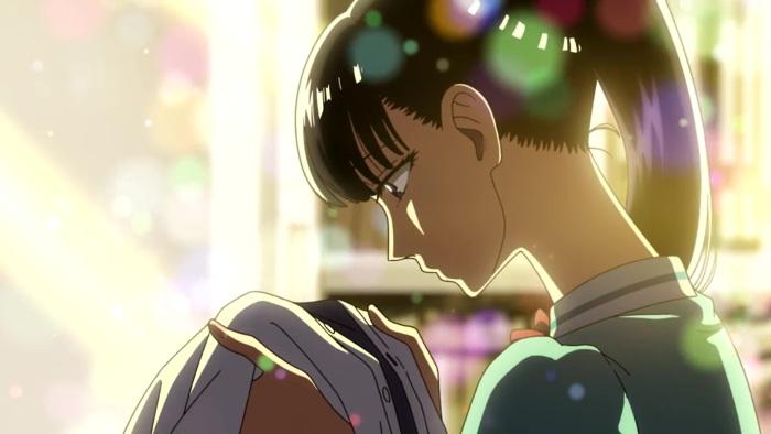 Dopo la pioggia: un'immagine della serie anime
