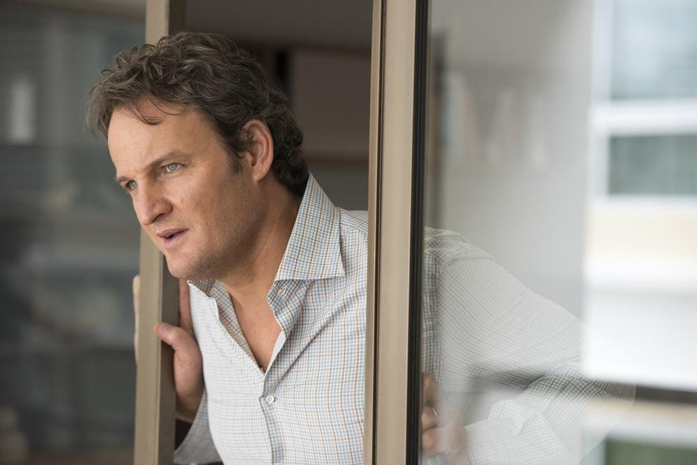 Chiudi gli occhi: Jason Clarke in una scena del film