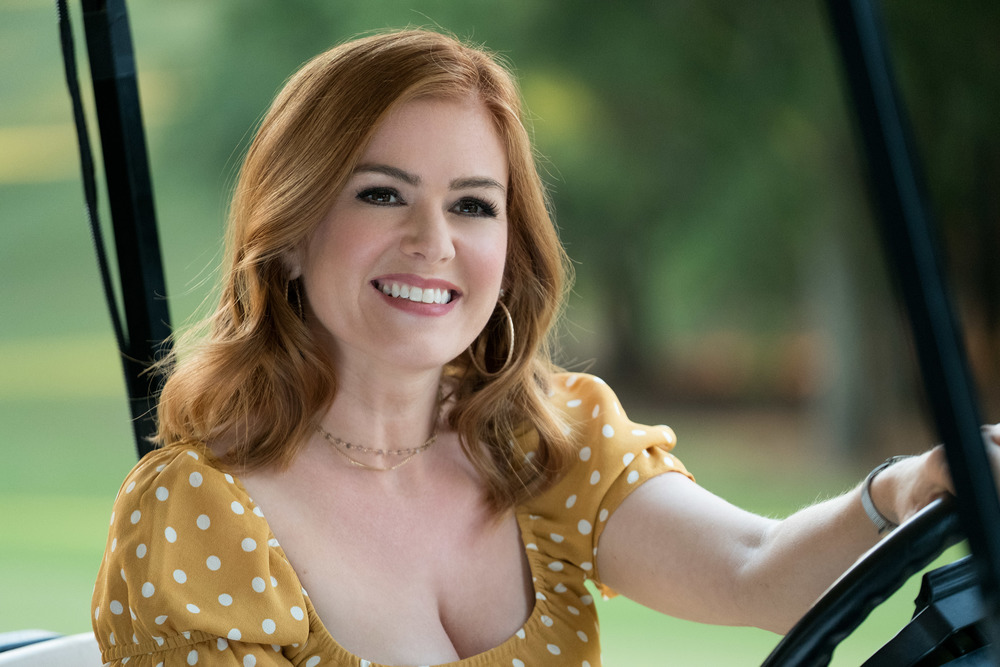 Prendimi!: Isla Fisher in una scena del film