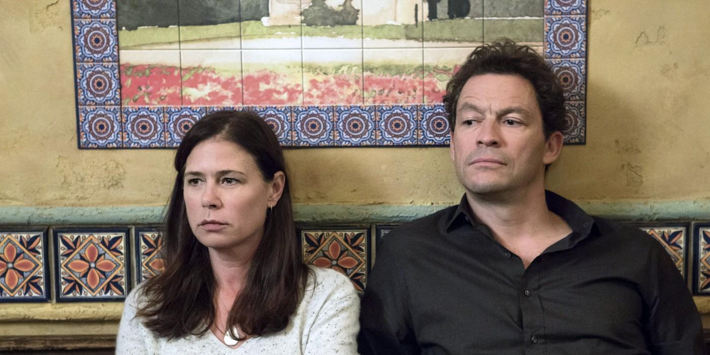 The Affair: Maura Tierney e Dominic West nella premiere della quarta stagione