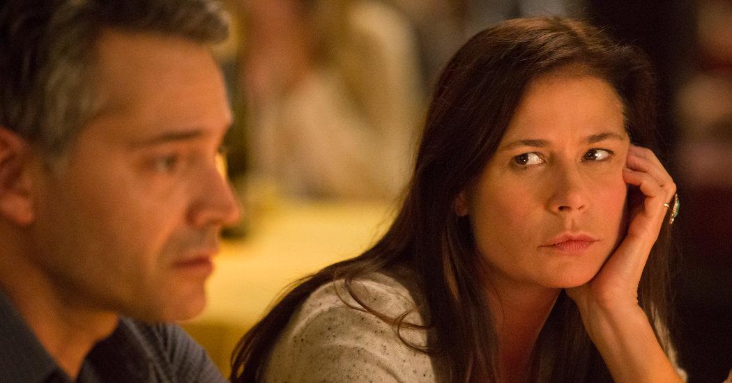 The Affair: Maura Tierney nella premiere della quarta stagione